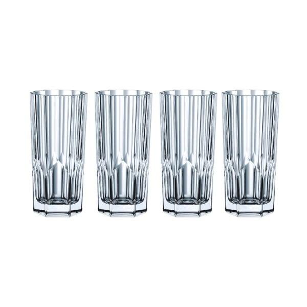 Set 4 pahare din cristal Nachtmann, 309 ml