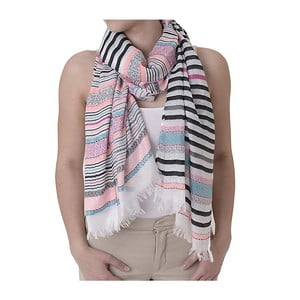Šátek/pareo BLE by Inart Stripes