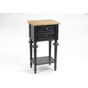 Odkládací stolek se dvěma šuplíky New Legend