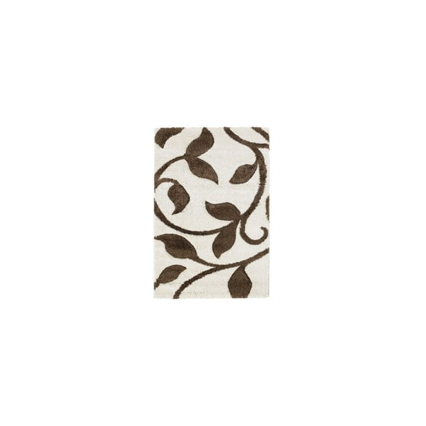 Koberec Fashion Ivory Beige Brown, 160x220 cm