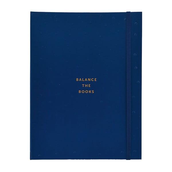 Receipt pénzügyi jegyzetfüzet, rekeszekkel - Busy B