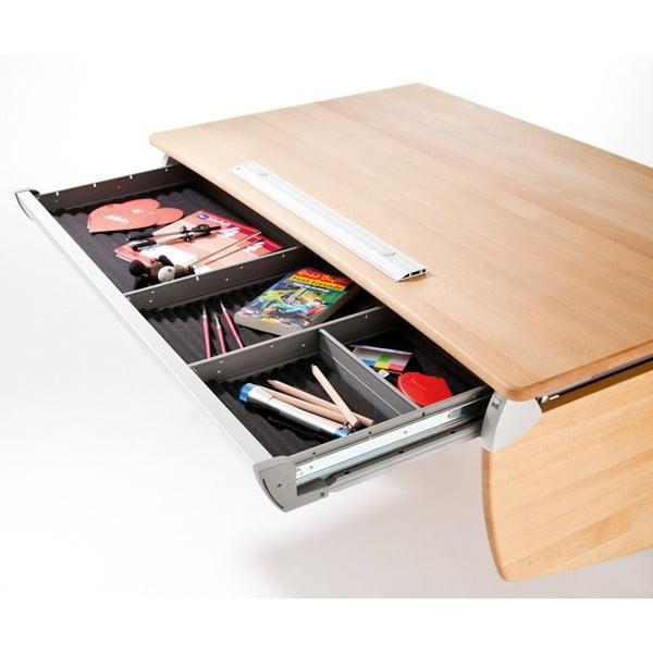 Rostoucí dětský stůl Intero Comfort, buk