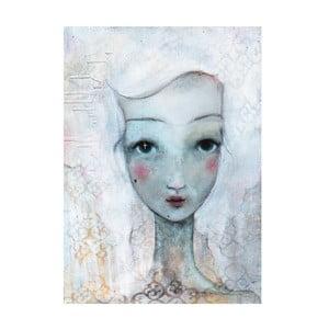 Autorský plakát od Lény Brauner Ze sadu, 46x60 cm