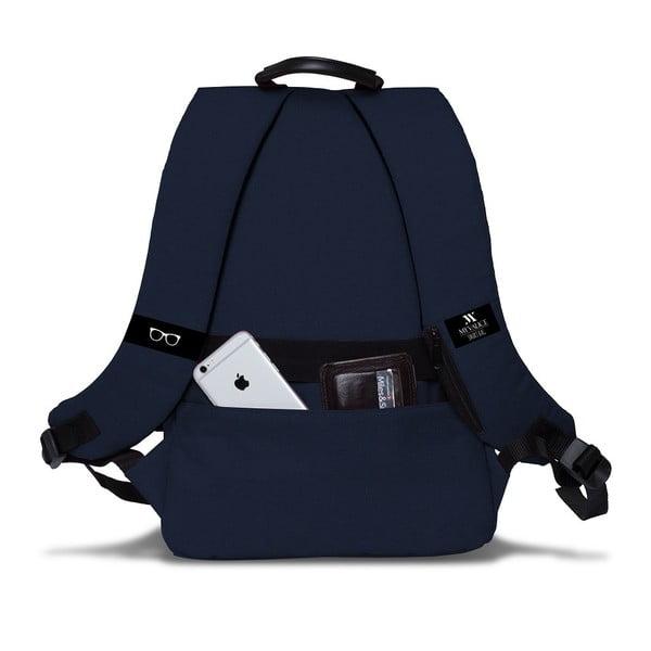 Rucsac cu port USB My Valice GALAXY Smart Bag, albastru închis
