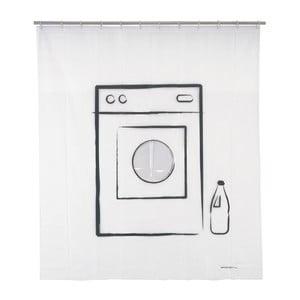 Sprchový závěs Washing, 200x180 cm