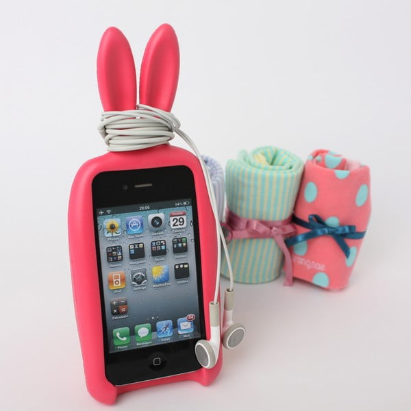 Rabito obal na iPhone 4/4S Bon Bon