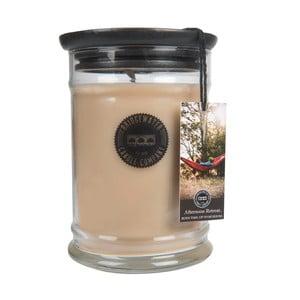 Vonná svíčka ve skleněné dóze s vůní bergamotu Creative Tops Afternoon Retreat, doba hoření 140-160 hodin