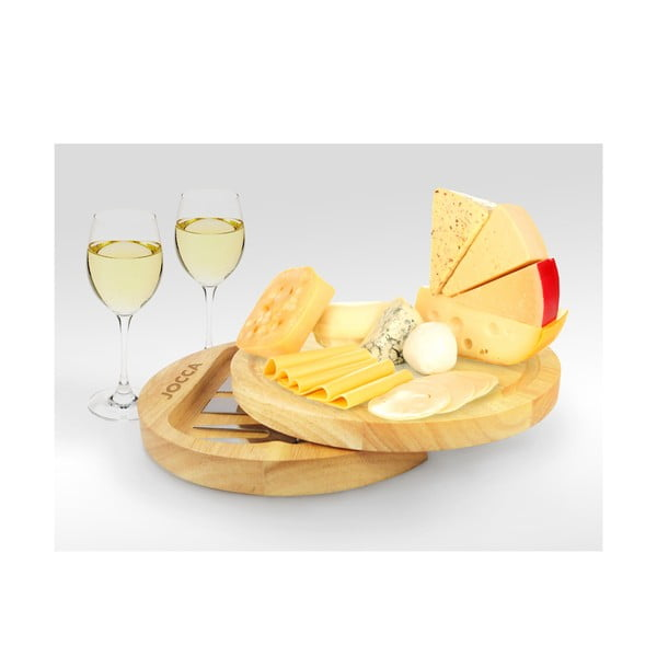 Set na sýry JOCCA Cheese Set