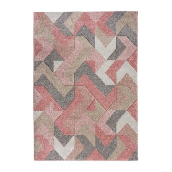 Covor Flair Rugs Aurora, 160 x 230 cm, roz