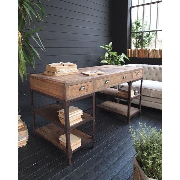 Pracovní stůl Natural Vintage Desk