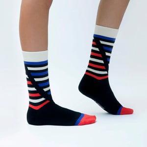 Ponožky Poker Navy, velikost 36-40