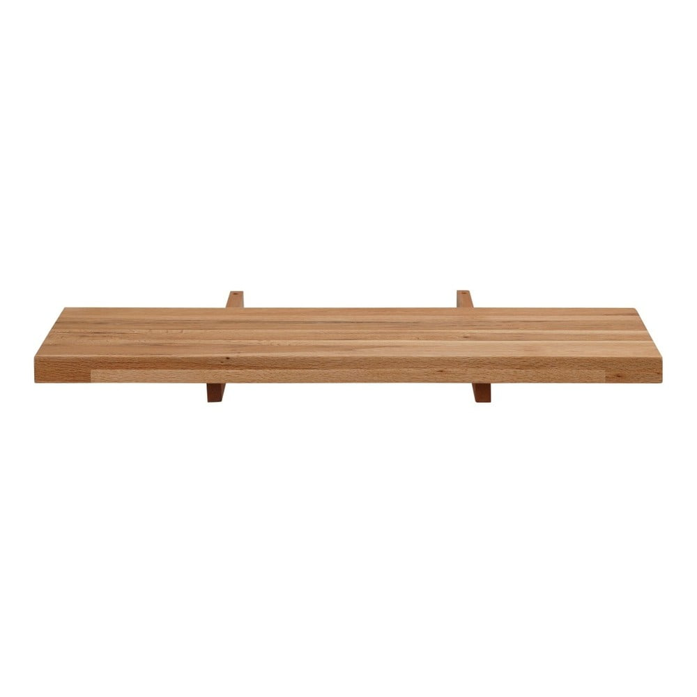 Deska k prodloužení jídelního stolu z masivního dubového dřeva Støraa Matrix