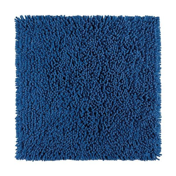Koupelnová předložka Nevada 60x60 cm, modrá