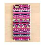 Obal na iPhone 5, Aztec Hot Pink