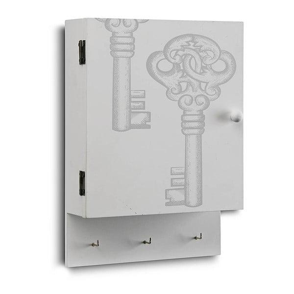 Skříňka na klíče Key White Door