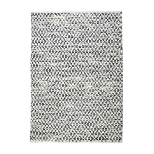 Vlněný koberec Bedford Grey, 160x230 cm