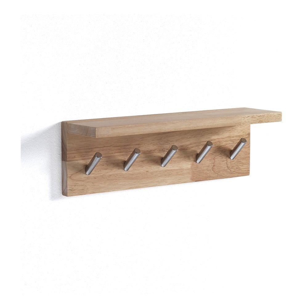 Produktové foto Nástěnná police z jedlového dřeva Tomasucci Carl