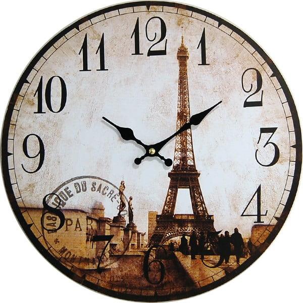 Hodiny Eiffel, 34 cm