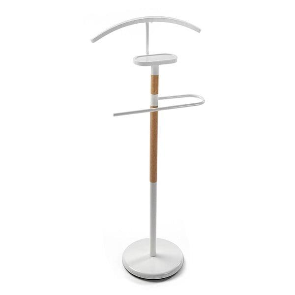 Biały wieszak VersaStand, 112 cm
