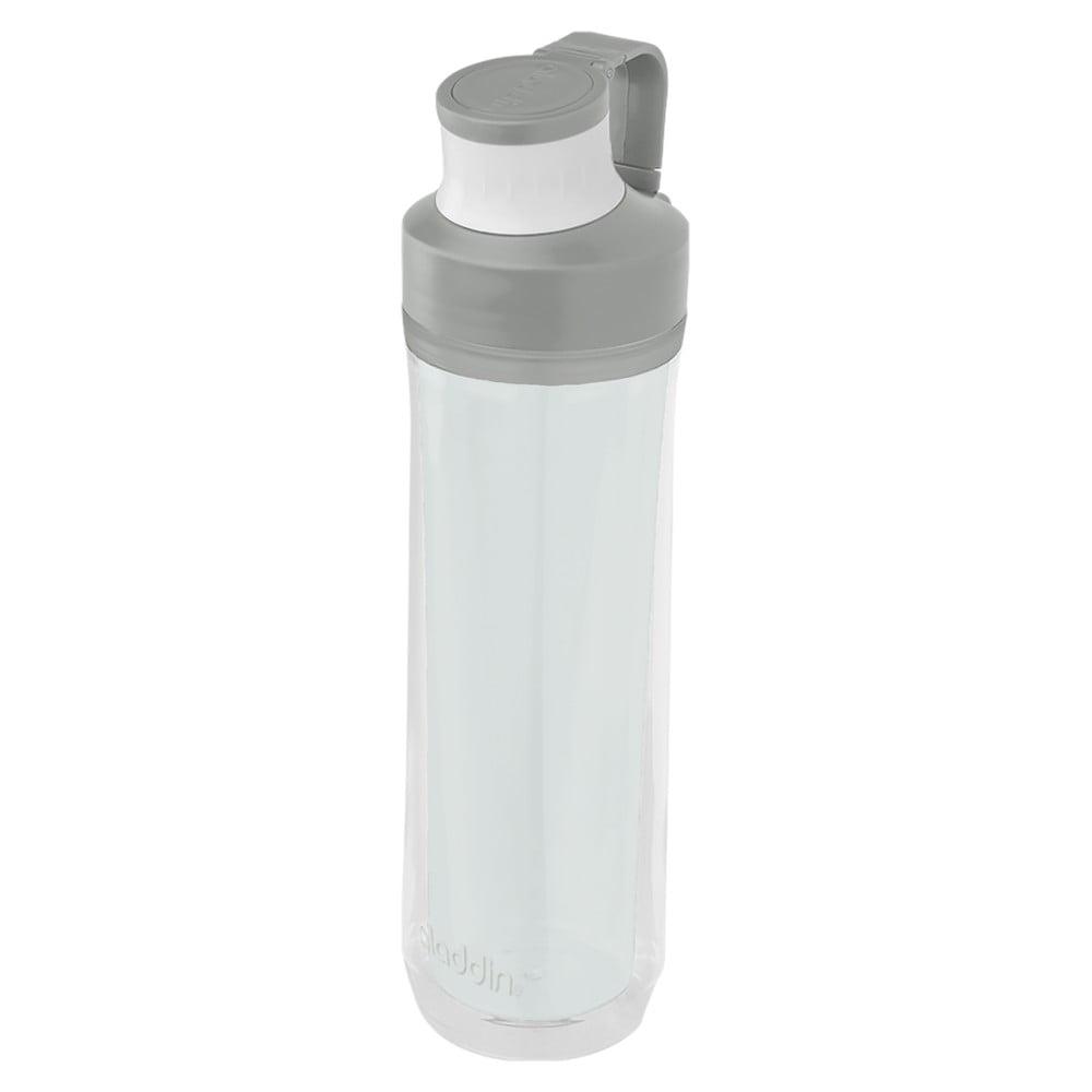 Bílá láhev na vodu s dvojitou stěnou Aladdin Active, 500 ml