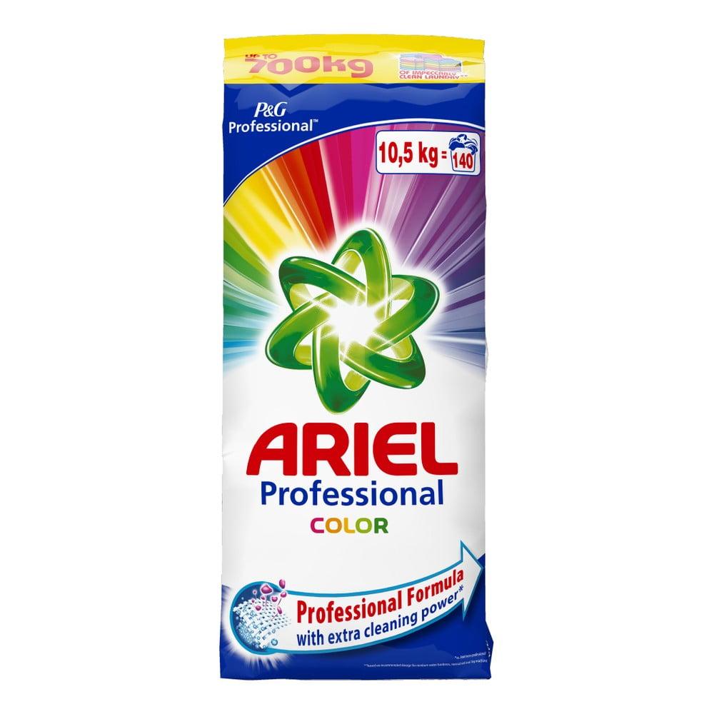 Rodinné balení pracího prášku Ariel Professional Color, 10,5 kg (140 pracích dávek)