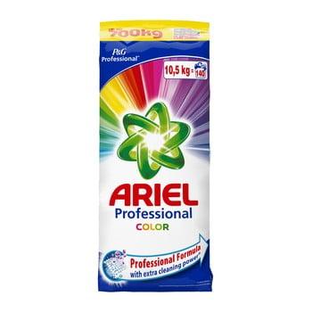 Detergent rufe tip pudră în pachet de familie Ariel Professional Color, 10,5kg(140 spălări) imagine