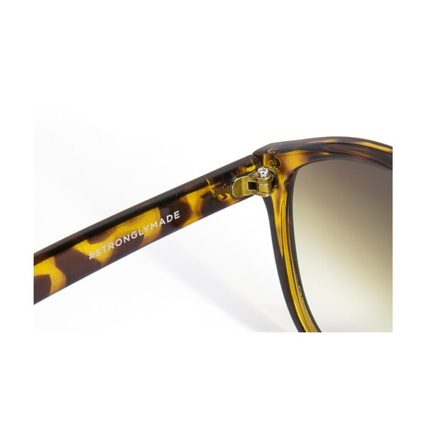 Sluneční brýle Wolfnoir Balto Bicome Moustard