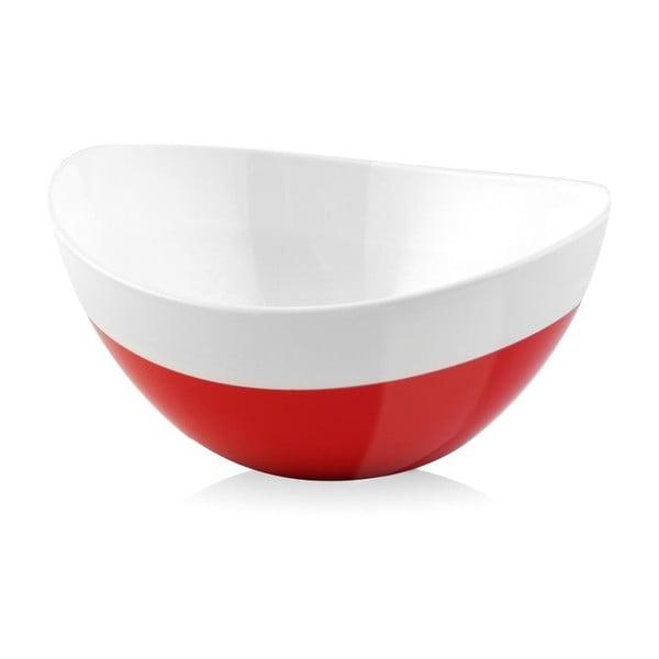 Bol Livio Duo, 28 cm, roșu