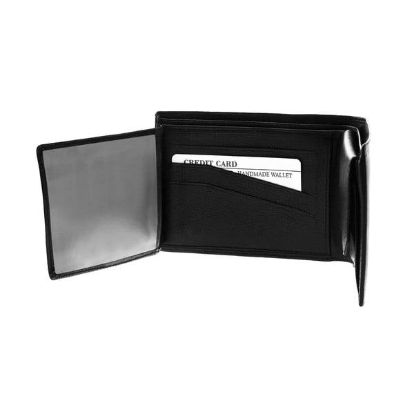 Kožená peněženka Continuum 1516, dvojité prošívání