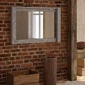 Zrcadlo Seart z masivní borovice, 120x77 cm