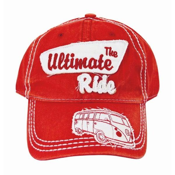 Baseballová čepice The Ultimate Ride, červená