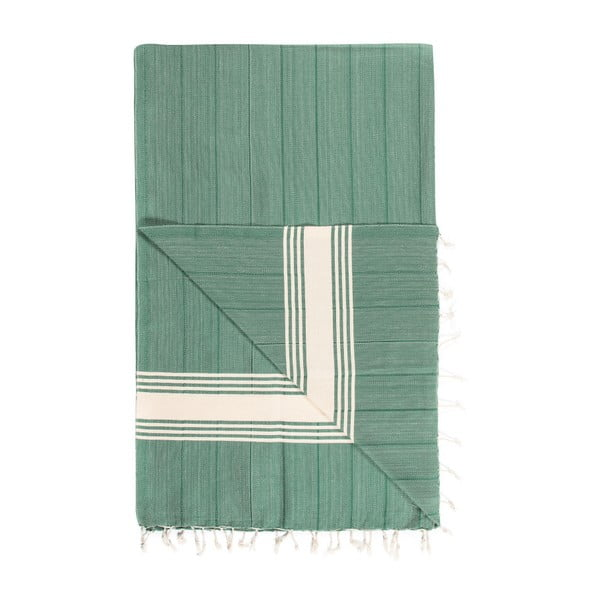 Hamam osuška z ručně tkané bavlny ZFK Selma, 180x100cm