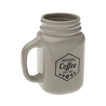 Cană ceramică Versa Grey Coffee de la Versa