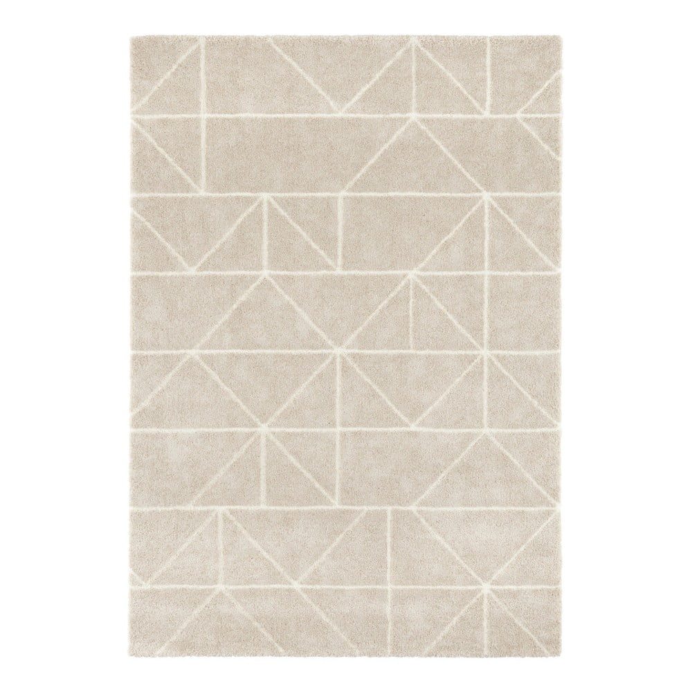 Béžovo-krémový koberec Elle Decor Maniac Arles, 80 x 150 cm