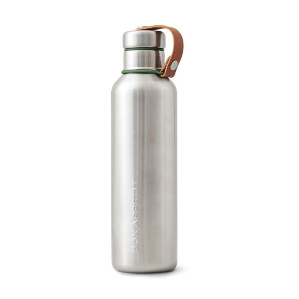 Sticlă termos cu perete dublu Black + Blum Vacuum Bottle, 750 ml, verde