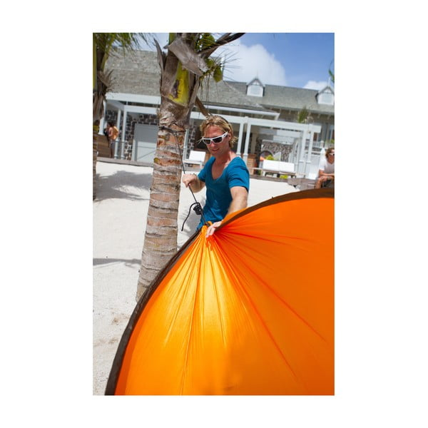 Cestovní závěsný vak pro jednoho Colibri, oranžový