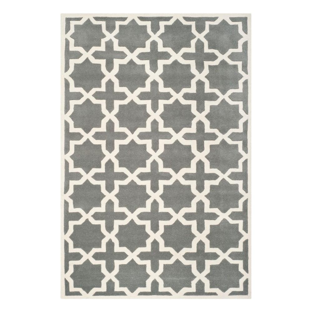 Vlněný koberec Safavieh Barrow, 274 x 182 cm