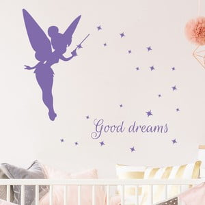 Samolepící sada s písmeny Ambiance Fairy Fly