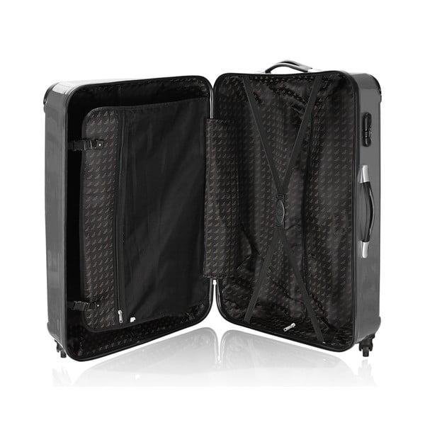 Cestovní kufr Weekend Dark Grey, 75 l