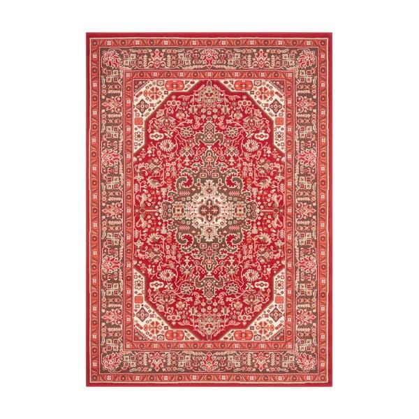 Jasnoczerwony dywan Nouristan Skazar Isfahan, 80x150 cm