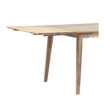 Extensie din lemn de stejar pentru masă extensibilă Folke Mimi