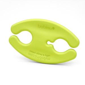 Suport de înfășurat cabluri Bobino® Cord Wrap, S, verde