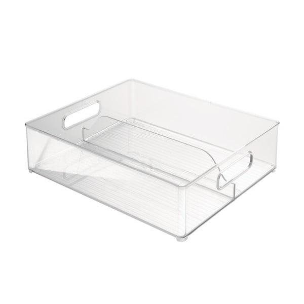 Fridge rendszerező hűtőszekrénybe, 30x37x10cm - iDesign