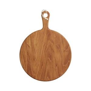 Prkénko z dubového dřeva Kitchen Craft Master Class,40,5cm