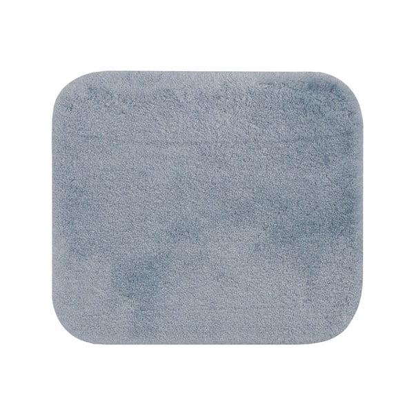 Modrá koupelnová předložka Confetti Bathmats Miami, 55x57cm