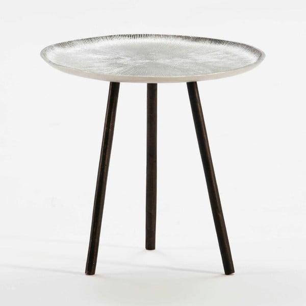 Odkládací stolek Thai Natura, ∅43cm