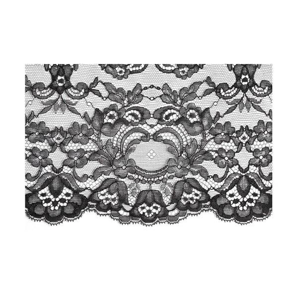 Koberec z vinylu Encaje Blanco, 99x120 cm