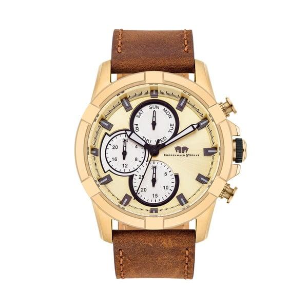 Pánské hodinky Rhodenwald&Söhne Goldwell Gold