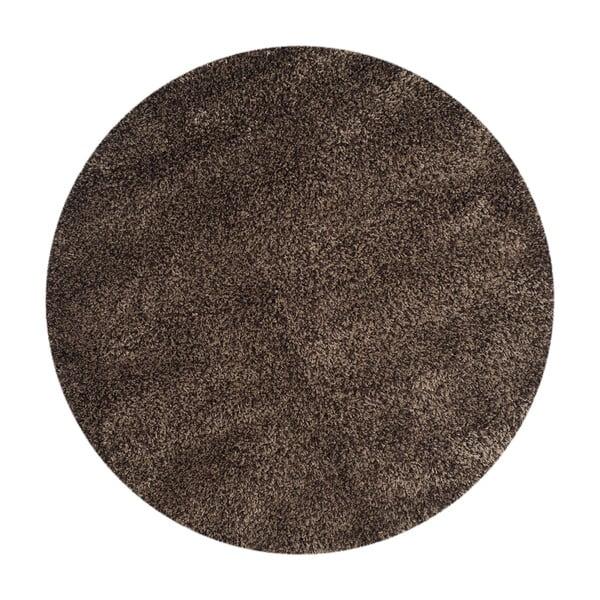Crosby Brown szőnyeg, ø 200 cm - Safavieh