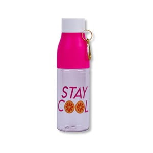 Růžová lahev na vodu Tri-Coastal Design Stay Cool, 750 ml